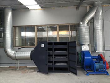 解读活性炭对废气吸附具有怎样的特点?