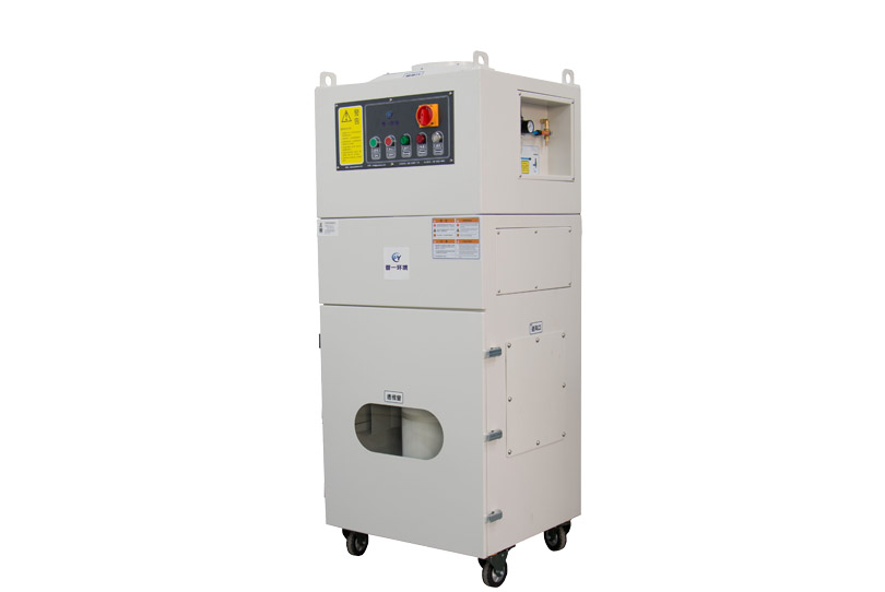 DF-15脉冲反吹工业集尘器