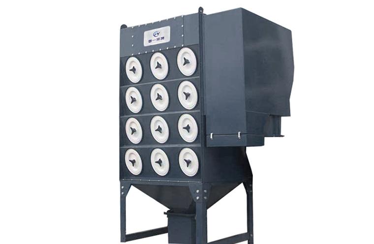 ZX系列自动卸料式中央集尘系统